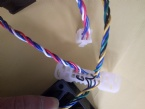 Molex 15-06-0140, 42474 wire harness assembly ,UL1007 22 AWG  cable